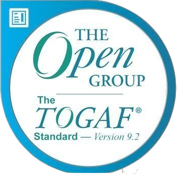 TOGAF 9.2 digital badge